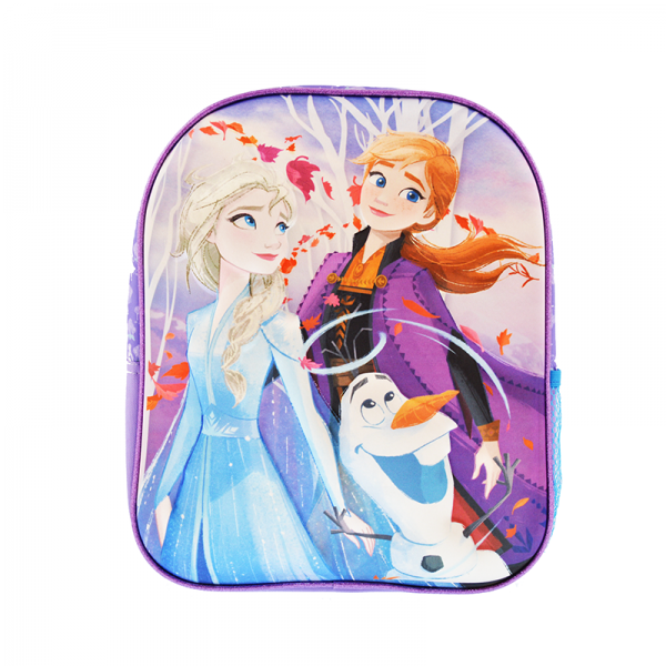 "Ghiozdan 12.5"" 3D Frozen"