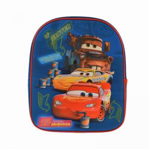 "Ghiozdan 12.5"" 3D Cars"
