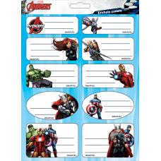 Set Etichete Avengers 10/coala 2/set