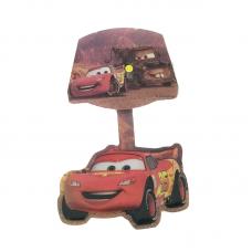 Abtibild - Lampa de veghe Cars
