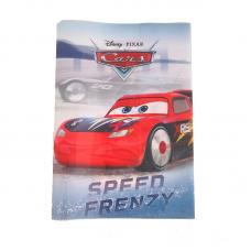 Coperta caiet A4 Cars