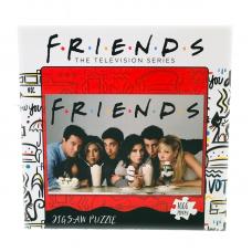 Puzzle 1000 piese Friends – Ice cream - 48x73cm