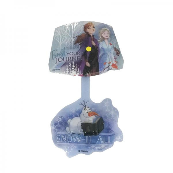 Abtibild - Lampa de veghe Frozen