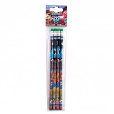 Set 4 creioane Gumball