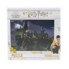 Puzzle 1000 piese Harry Potter- Castelul Hogwarts 48x73cm