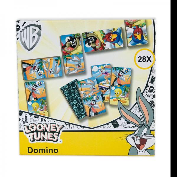 Domino Looney Tunes