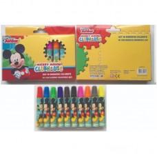 Set 10 markere Mickey
