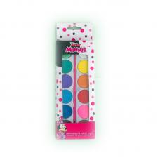 Acuarele 12 culori Minnie