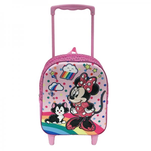 "Trolley 12.5"" 3D Minnie"