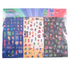 Mega sticker set 400pcs PJ Masks