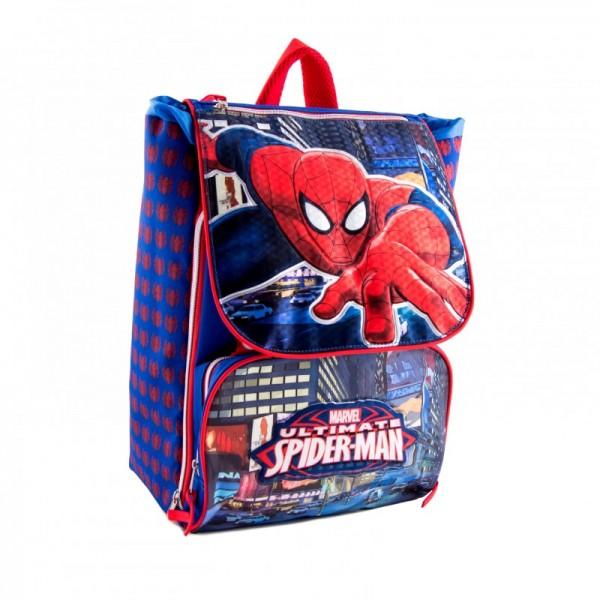 "Ghiozdan 16"" Spider-Man"