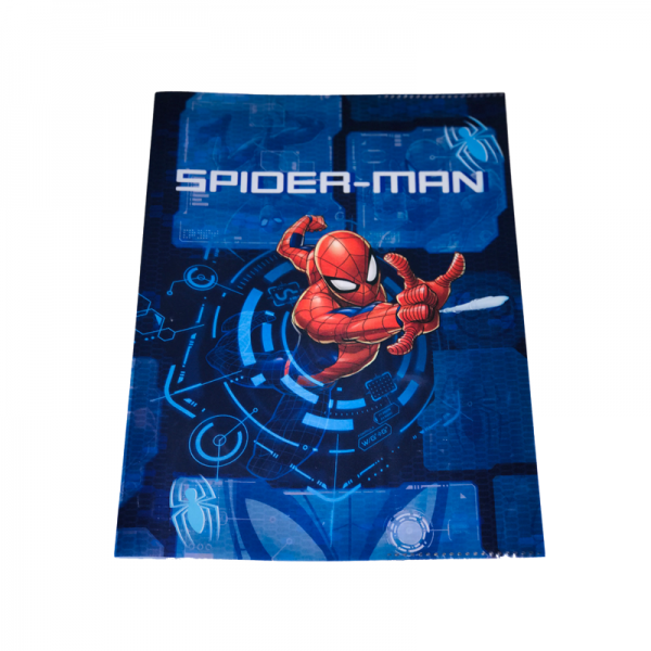 Coperta carte speciala 2 Spider-Man