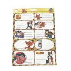 Etichete scolare 20 buc Tom&Jerry
