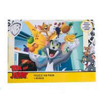 Puzzle 100 piese + Bonus Tom&Jerry